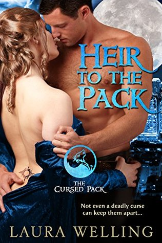 Heir To The Pack (The Cursed Pack Book 1)