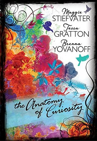 The Anatomy of Curiosity (The Curiosities, #2)