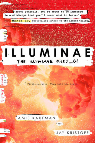 illuminae by jay kristoff and amie kaufman