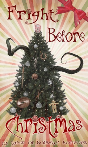 Fright Before Christmas by Shannon Delany