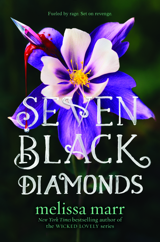 Blog Tour: Seven Black Diamonds by Melissa Marr | Review + Giveaway