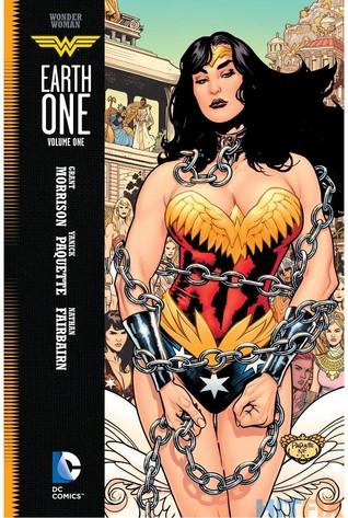 Wonder Woman: Earth One, Volume One (Wonder Woman: Earth One, #1)