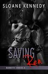 Saving Ren (Barretti Security Series, #3)