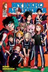 My Hero Academia, Vol. 04 by Kohei Horikoshi