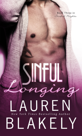 {Tour} Sinful Longing by Lauren Blakely (with Excerpt and Giveaway)