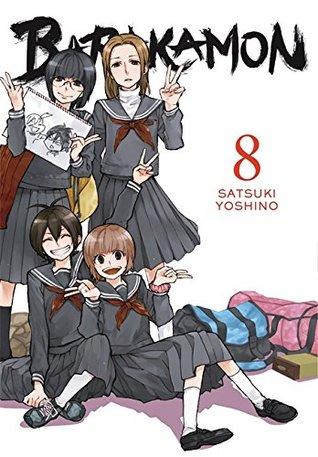 Barakamon 8 (Barakamon #8)