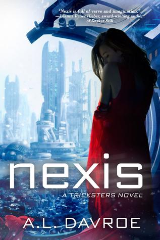 Nexis by A.L. Davroe