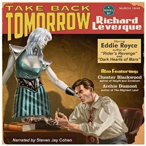 Take Back Tomorrow - Richard Levesque