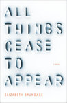 All Things Cease to Appear