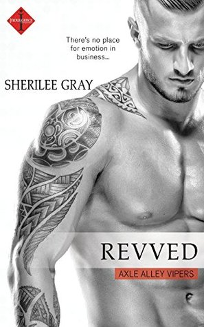 {Review} Revved by Sherilee Gray (with Giveaway)