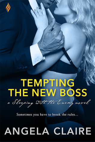 {Review} Tempting the New Boss by Angela Claire