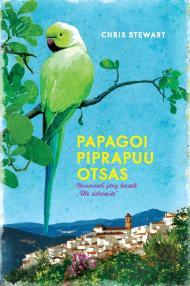 Papagoi piprapuu otsas by Chris  Stewart