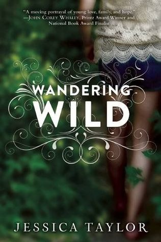 Wandering Wild by Jessica Taylor book cover