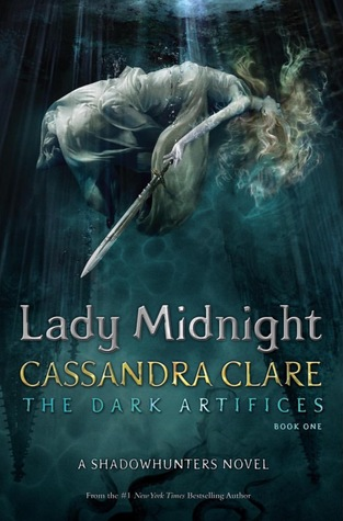 Lady Midnight by Cassandra Clare - The 17 Most Anticipated YA Books to Read in March