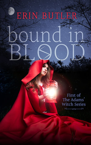 Bound in Blood (The Adams' Witch Series #1)