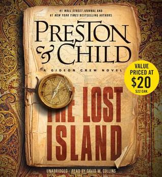 The Lost Island: A Gideon Crew Novel #03