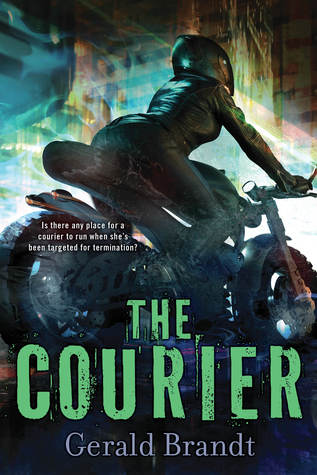 DNF Review: The Courier by Gerald Brandt