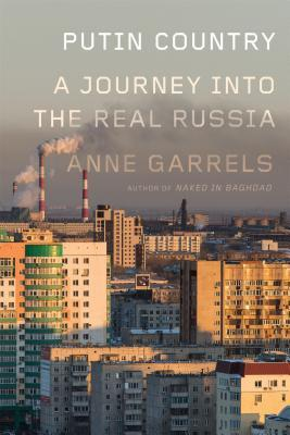 Travel author Anne Garrels