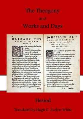 an analysis of tensions in theogony by hesiod Hesiod theogony works and days the enduring spirit of hesiod's poetry home reviews philosophy (reviews) but seeking to differentiate the tension we all experience between the divine and its material presence.