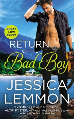 #Review: RETURN OF THE BAD BOY (Second Chance #4) by Jessica Lemmon @lemmony #Giveaway