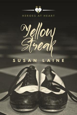 Yellow Streak (Heroes at Heart, #2)