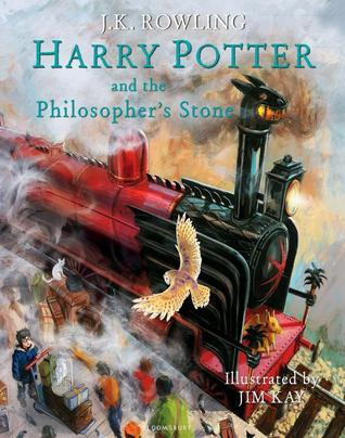 Harry Potter and the Philosopher's Stone (Harry Potter #1) – J.K. Rowling