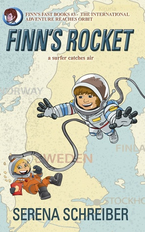 Book 3: FINN'S ROCKET: A SURFER CATCHES AIR