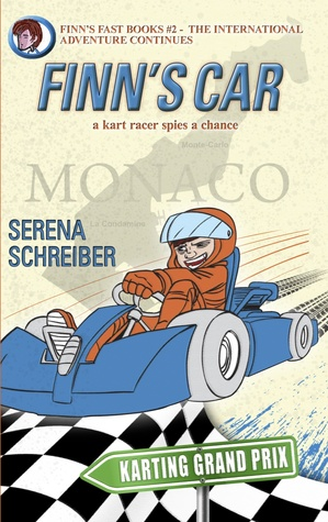 Book 2: FINN'S CAR: A KART RACER SPIES A CHANCE