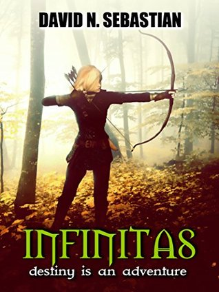 Infinitas (Destiny is an Adventure #1)