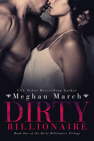 Dirty Billionaire Book Cover