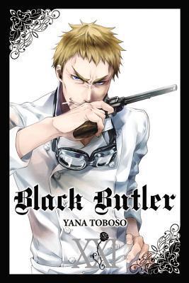 Black Butler, Vol. 21 (Black Butler, #21)