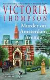 Murder on Amsterdam Avenue (Gaslight Mystery, #17)