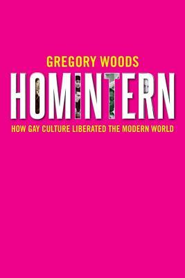 LGBT author Gregory Woods