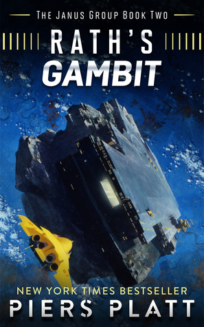 Rath's Gambit (The Janus Group #2) - Piers Platt