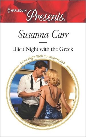 #BookReview: Illicit Night with the Greek by Susanna Carr