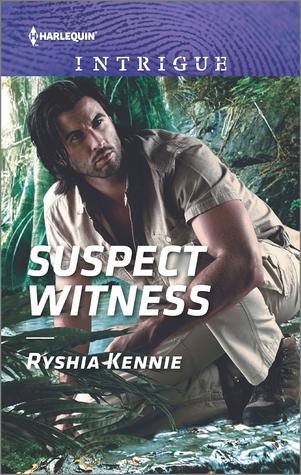 Suspect Witness by Ryshia Kennie