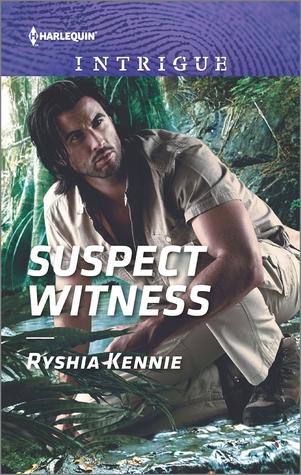 Suspect Witness by Ryshia Kennie
