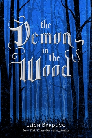 The Demon in the Wood cover