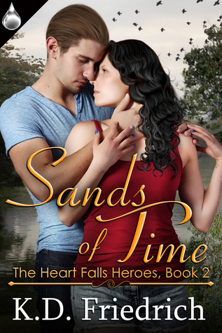 Sands of Time (The Heart Falls Heroes, book 2)