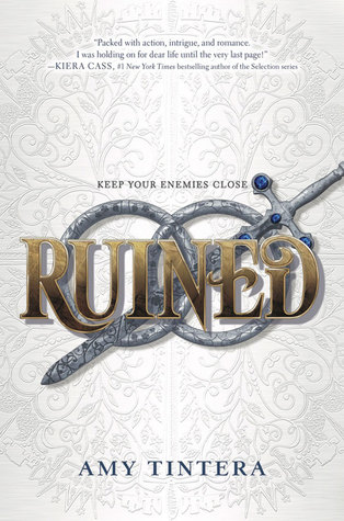 [Audiobook Review] Ruined by Amy Tintera