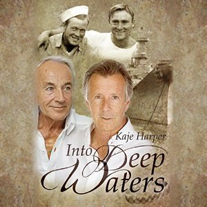 Audio Book Review: Into Deep Waters (Deep Waters #1) by Kaje Harper (Author) & Kaleo Griffith (Narrator)