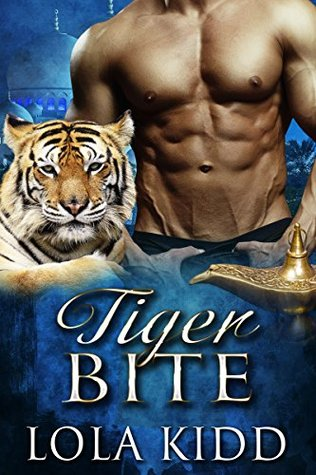 Tiger Bite (Shifters Everafter, #1)