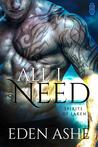 All I Need (Spirits of Laken book 1)