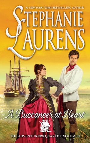 A Buccaneer at Heart - Stephanie Laurens