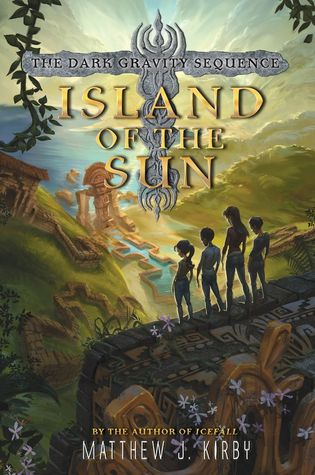 Island of the Sun (Dark Gravity Sequence, #2)