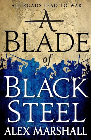 A Blade of Black Steel (The Crimson Empire, #2)