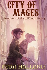 Fantasy review: 'City of Mages' by Kyra Halland