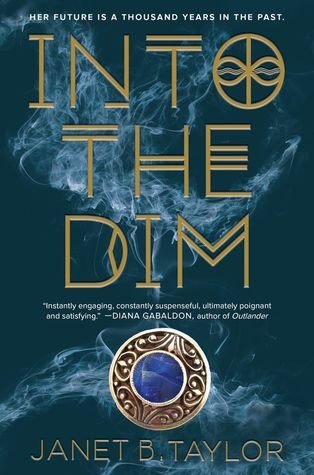 #Review ~ Into the Dim by Janet B. Taylor | Anatea's Bookshelf