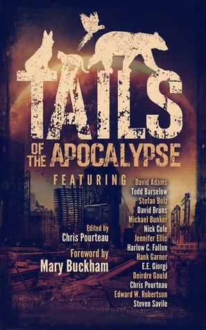 Tails of the Apocalypse by Chris Pourteau