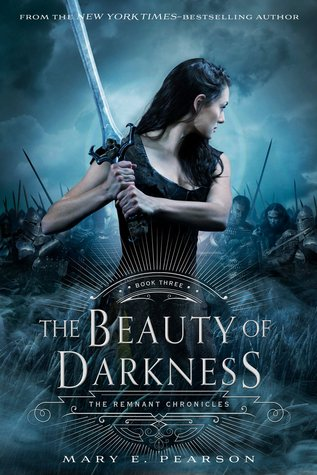 The Beauty of Darkness by Mary E. Pearson book cover